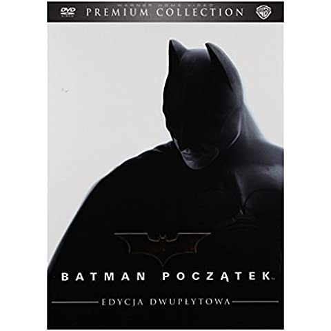 BATMAN BEGINS-BATMAN POCZATEK