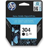 HP 304 Cartouche Noir Authentique (N9K06AE) - Noir