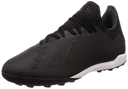 adidas X Tango 18.3 TF, Zapatillas de Fútbol para Hombre, Negro Core Black/Footwear White 0, 44 EU