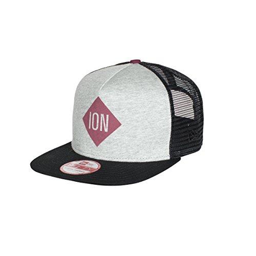 Ion Scrub Cap / Mütze schwarz: Größe: S/M