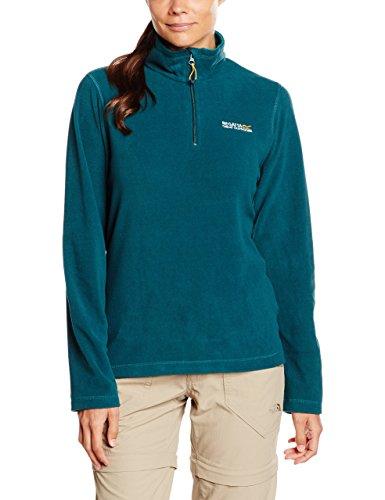 Regatta Damen Sweethart Fleece Pullover-Deep Teal, Größe 20 -