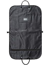 Funda para traje, BAtech Fundas Ropa, cubre traje con asas para viajar, negro Bolsas Ropa Cubierta de Ropa con Cremallera Organizador Ropa Almacenaje de Traje Vestidos Abrigos (39''*24'')