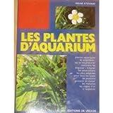 Les plantes d'aquarium