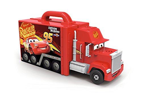 Smoby 360167Mack Truck, Rojo