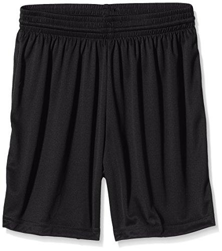Jako Kinder Shorts Sporthose Palermo ohne Logo ohne Innenslip, Schwarz, 2