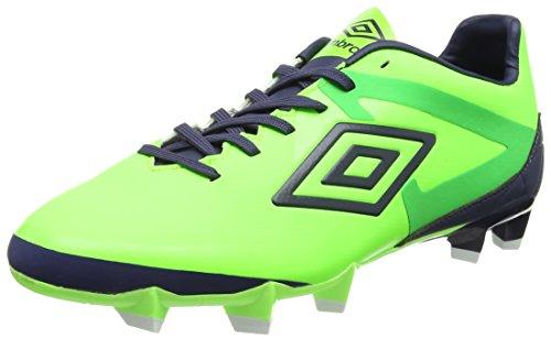 Umbro Velocita Premier HG, Scarpe da Calcio da Uomo Verde (DKA)