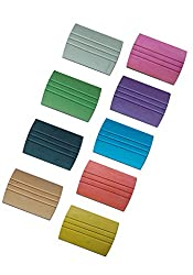 Hunani Tailors Marker Assorted (Multi Colour) tailors Chalk ,A Pack Of 10 boxes (100 Chalk pieces) ( This Chalk is also used for school board )