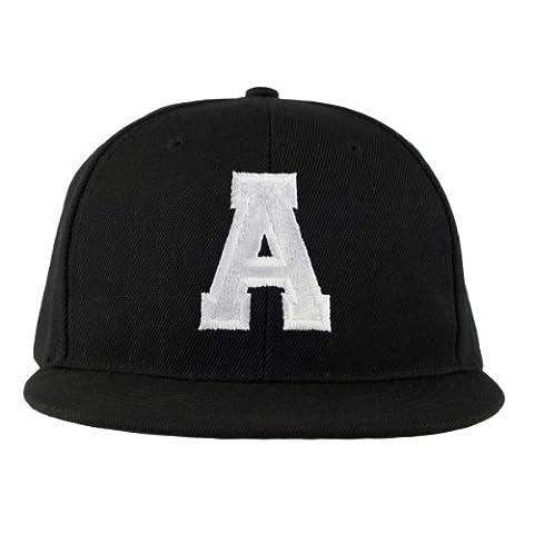 Baseball Cap A with Adjustable Strap Snapback