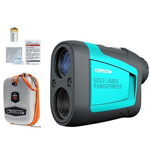 KUANGQIANWEI Entfernungsmesser Golf Entfernungsmesser Mini Golf Slope-Einstellungen Modus Sport Laser-Distanz-M PF210 600M (Color : PF210, Size : 600m)
