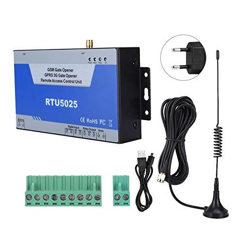 RTU5025 Abridor de Puerta, gsm Control Remoto on/Off con Gratuito SMS, Inteligente Sistema de Controlador Soporte 850/900/1800/1900 MHz(EU)