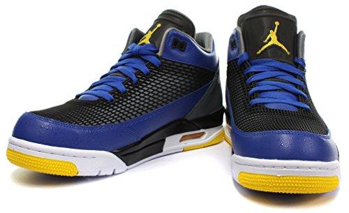 Nike Air Jordan Flight Club 80s Homme Basketball Chaussures Game Royal/Vrsty Mz-Cl Gry-Blk