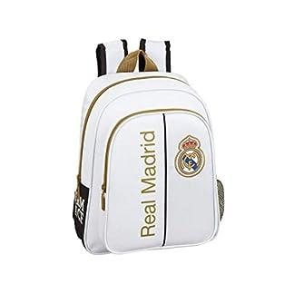413PhWCM73L. SS324  - Real Madrid CF Mochila pequeña niño Adaptable Carro