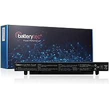Batterytec® bateria para ASUS A41-X550 A41-X550A A450 P550 F550 k550 R510 X450 X550 A450C A550C X550A X550B X550D. [14.4V 2200mAh 12 meses de garantía]