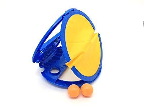 Futurekart™ Catch Ball Game(Blue&Orange) set of 2