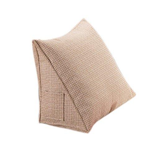 Halovie [47*25*40cm] cuscino del divano letto sedia supporto del cuscino di tiro cuscino da casa ufficio