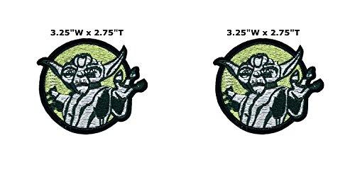 Aplicación Star Wars Classic JediMaster Yoda Cosplay