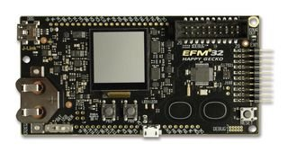 EVAL BOARD, EFM32HG322 HAPPY GECKO MCU SLSTK3400A By SILICON LABS