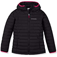 Columbia Powder Lite Girls Hooded Jacket Veste Fille