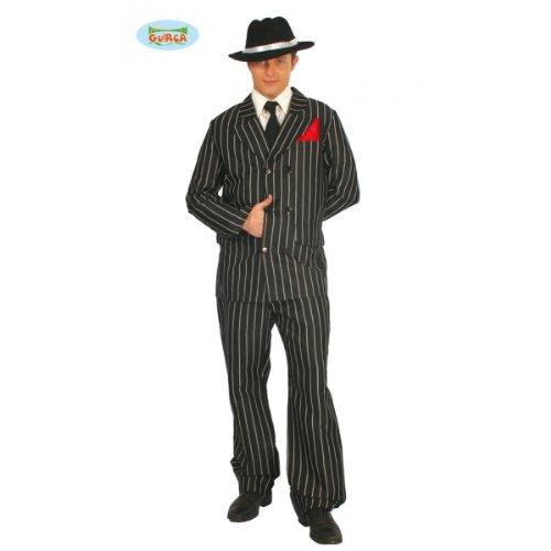 Imagen de guirca  disfraz de mafioso para hombre, talla 50  54