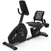Nautilus R626 New Model - Bicicleta Estática Reclinada, Bluetooth, MP3-sensor táctil y