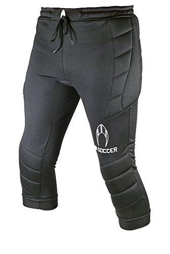 Ho soccer 3/4 Logo Pantalones de Portero