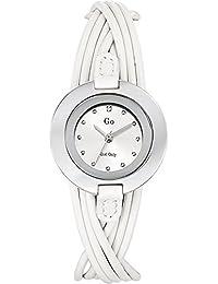 GO Girl Only Damen-Armbanduhr XS Analog Quarz Leder 698114