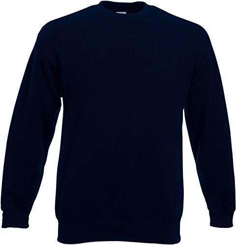 Fruit Of The Loom Belcoro® Garn Pullover (L) (Dunkles Marineblau) L,Dunkles Marineblau