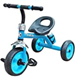 Nagar International Baby Tricycle Discover R-10-Tricyle with Heavy Duty Metal Body Multi Colour Baby Trikes/Baby Bike…