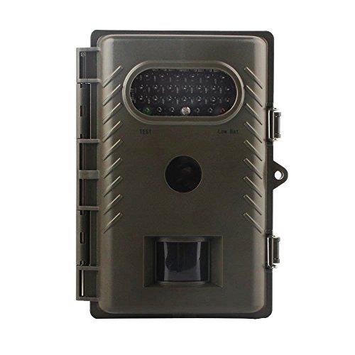 SUNLUXY 720P 8 MP NO Glow 940 nm Schwarz LED Nachtsicht Trail Kamera Schnell Trigger Digital IP66 Wasserdicht Outdoor Jagd Spiel Kamera