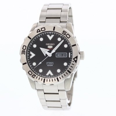 SEIKO 5 Sports Automatic Men's watch SRPA03J1 black