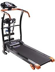 Tapis de course Runner Extreme Fitness Massage. Il comprend Ceinture de massage. 3 niveaux d'inclinaison et Damping System
