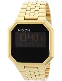 Nixon Unisex-Uhr Digital Quarz mit Edelstahlarmband – A158502-00