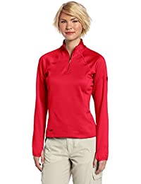 Outdoor Research Women's Radiant LT Zip Top, Desert Sunrise, X-Small by Outdoor Research