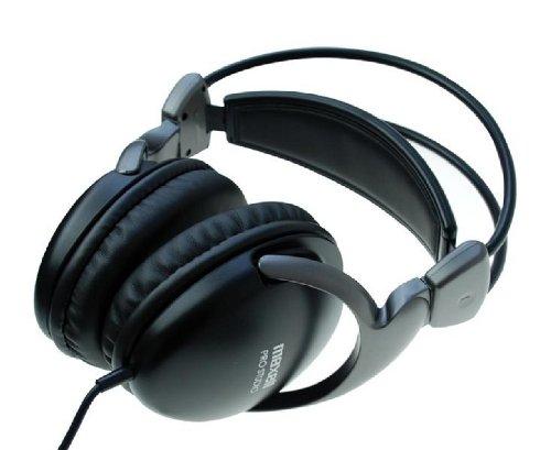 Maxell HP6000 Pro Studio Kopfhörer schwarz