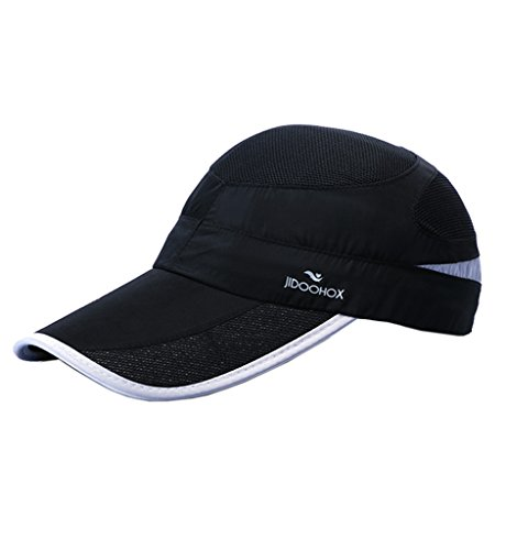Sumolux UV Sombreros Gorros Visera larga de Pesca Transpirable Simple Pescador Protección contra Sol Casquillo para Hombres Mujeres