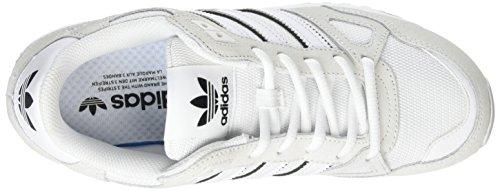 Adidas Herren Zx 750 Gymnastikschuhe Elfenbein (ftwr Bianco / Ftwr Bianco / Nero Nucleo)