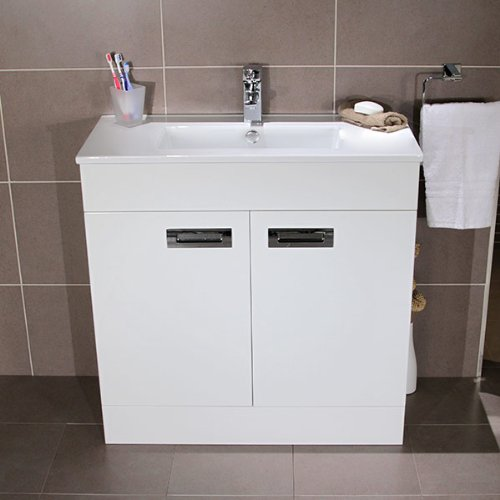 800 vanity unit with basin for bathroom ensuite cloakroom
