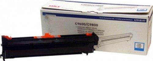 OKIDATA 42918103 Type c7 image drum for okidata c9600, c9800, cyan by Oki Data -
