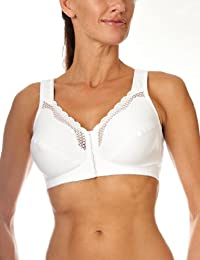 Bestform Posture 531 Front Fastening Control Non Wired Soft Full Cup Bra