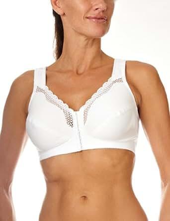 Bestform Women's Posture Control Bra White 00531WH34B 34B