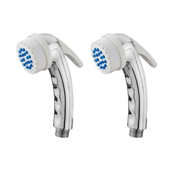 Drizzle Banana Health Faucet Head/Bathroom Health Faucet/Toilet Health Faucet/Sink Spray/Bathroom Spray Wash - Set of 2