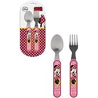 Minnie Mouse Children's cutlery 2-spoon + fork Children's cutlery Disney