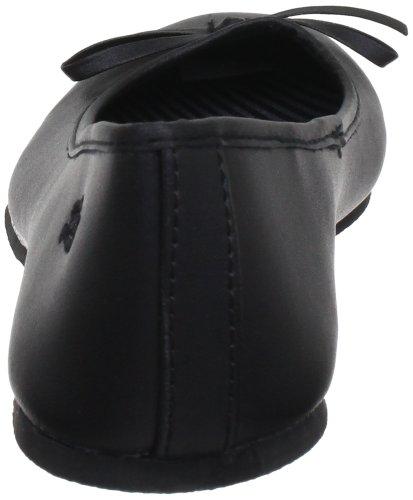 Lico 450029, Ballerines fille Noir (Schwarz)