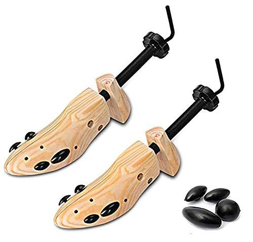 Wangxn shoe barelle expander per piedi larghi adatto per scarpe donna e uomo bidirezionale scarpa barella kit,l