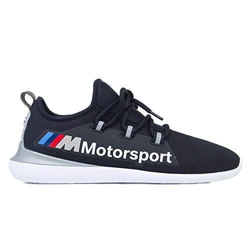 PUMA BMW M Motorsport Evo Cat Racer Herren Sneaker Puma Black-Puma Silver 8.5