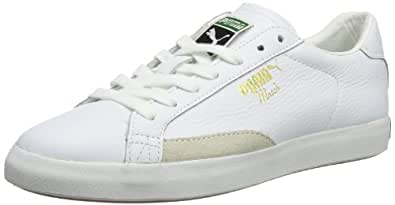 Puma Match Vulc, Chaussures de ville homme - Blanc (White/Turbulence), 44 EU