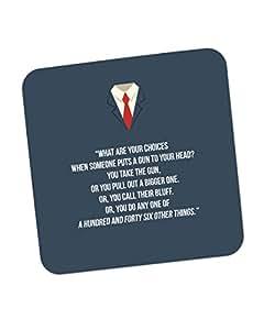 Buy posterguy suits harvey spector quote tv series quote coaster posterguy suits harvey spector quote tv series quote coaster colourmoves