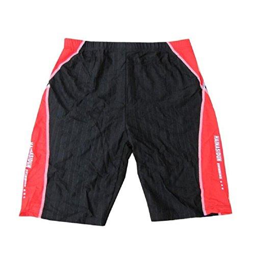 ZC&J Outdoor-Mode-Shorts, weiche und bequeme atmungsaktive elastische Shorts Schwimmen Hosen, Männer Fitness schnell trocknende Shorts A
