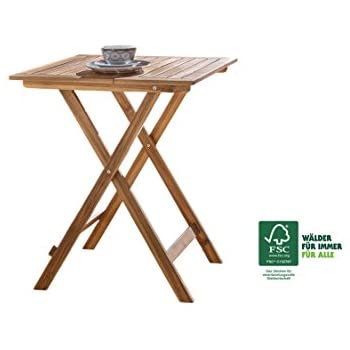 klapptisch aus holz dionysos perfekt f r den balkon oder camping eukalyptus. Black Bedroom Furniture Sets. Home Design Ideas