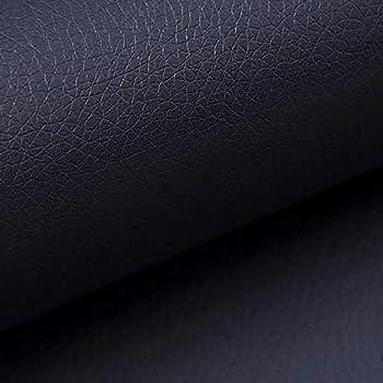 7 Meter Kunstleder Lederimitat Schwarz Auto Möbel Breite 1,50 Top Bezugsstoff